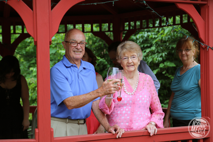 Charlotte & Phillip's 65th Anniversary Party Photographs